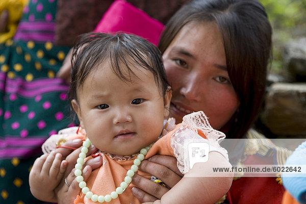 Trongsa  Bhutan  Asien