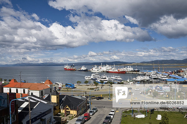 Southernmost city in the world  Ushuaia  Argentina  South America