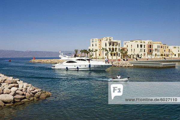 Tala Bay Ferienanlage  Aqaba  Jordanien  Naher Osten