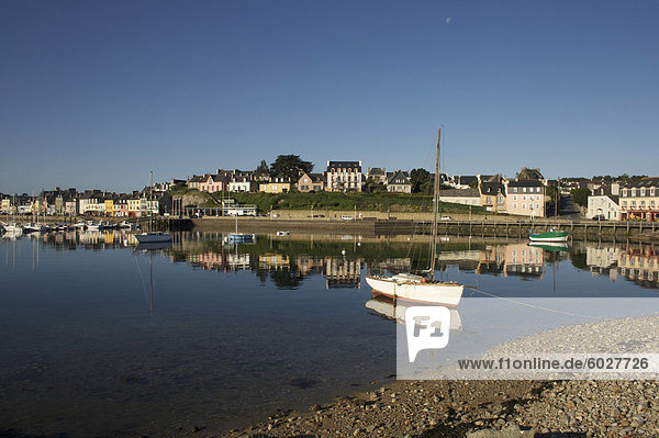 Hafen  Camaret  Bretagne  Frankreich  Europa