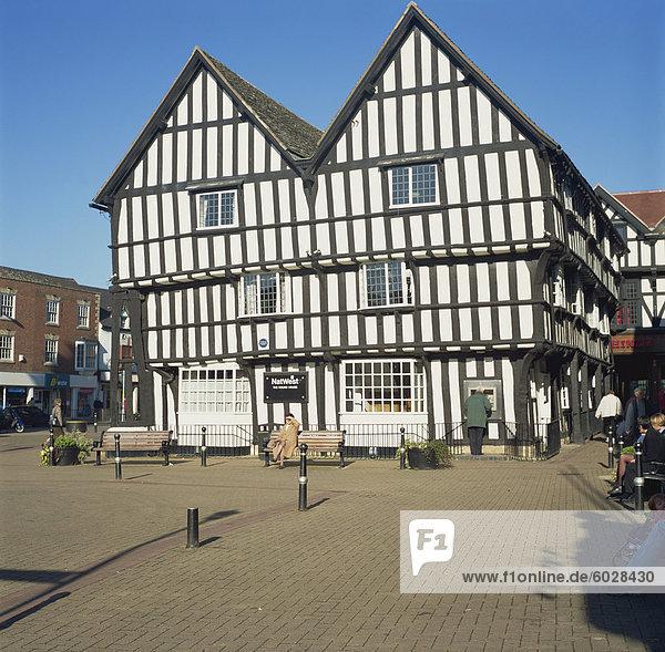 Europa Großbritannien England Worcestershire