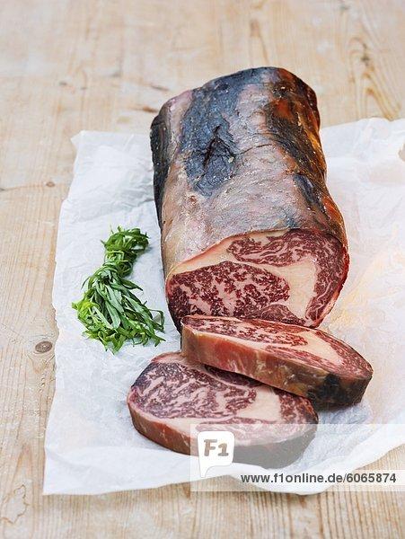 Fleisch am Tisch