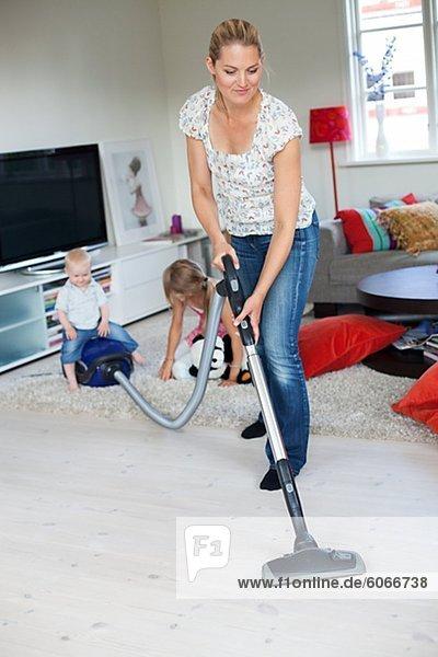 Hintergrund Tochter Mutter - Mensch spielen