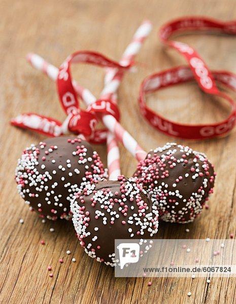 Schokolade Lutscher 3