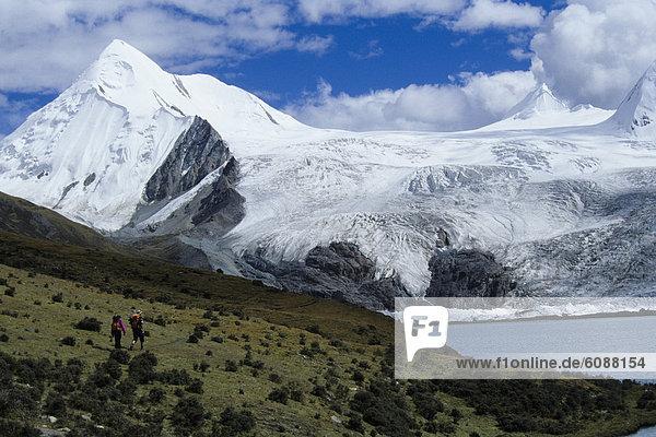 Berg  Mittelpunkt  Tibet