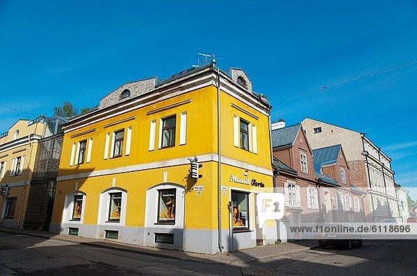 Europa  Geschichte  Tartu County  Baltikum  Estland  Universität