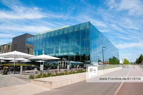 Helsinki Hauptstadt Europa gehen Gebäude Weg Hintergrund Musik Mittelpunkt Zimmer Klassisches Konzert Klassik Finnland Wanderweg neu