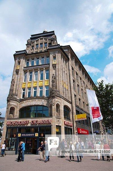 Europa  Straße  kaufen  Mittelpunkt  Hamburg - Deutschland  Deutschland
