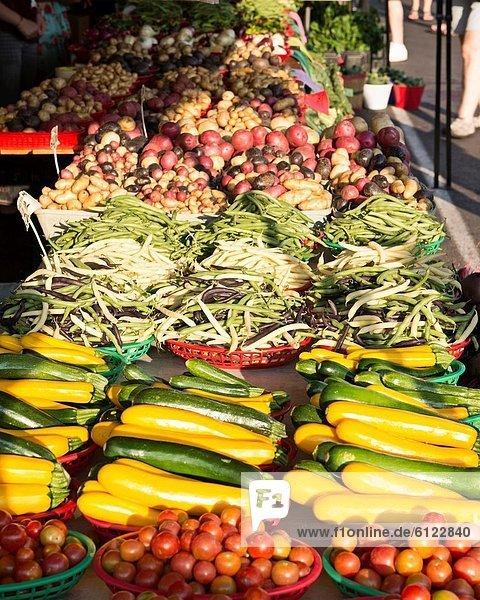 Gemüse  Sortiment  Markt