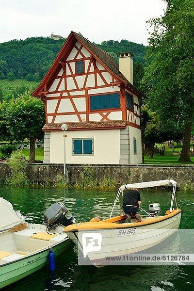Boot Stein am Rhein Schweiz Boot,Stein am Rhein,Schweiz