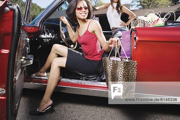 Frau  Cabrio  kaufen  2  rauskommen