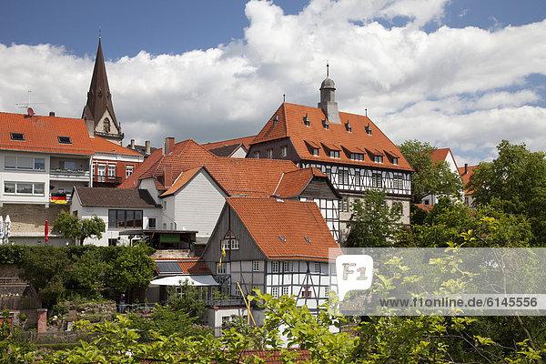 Mittelalter Europa Halle Stadt Deutschland Nordrhein-Westfalen Nordrhein-Westfalen
