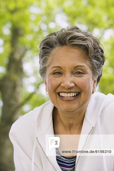 Senior  Senioren  Portrait  Frau  amerikanisch