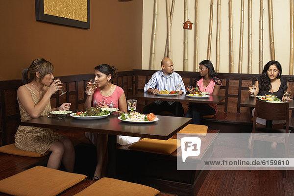 Restaurant , multikulturell