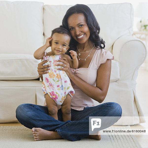Boden  Fußboden  Fußböden  amerikanisch  Mutter - Mensch  Baby
