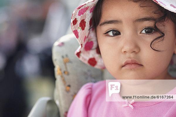 Hut  Hispanier  Kleidung  Mädchen  Baby