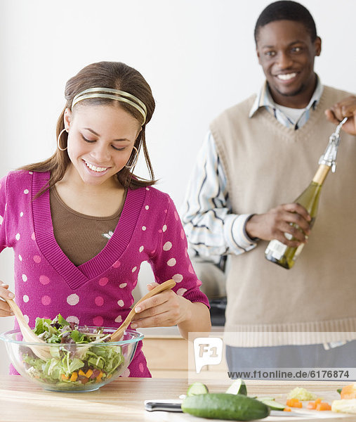 Lebensmittel  Vorbereitung
