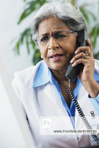 sprechen  Arzt  Telefon