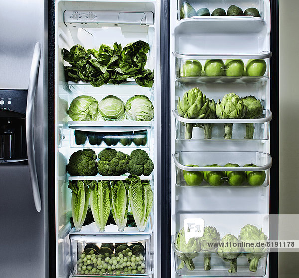 grün Gemüse Kühlschrank grün,Gemüse,Kühlschrank