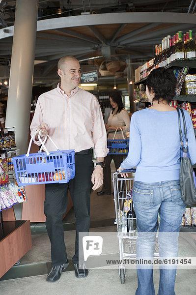 Mensch  Menschen  Lebensmittelladen  Hispanier  kaufen  Laden