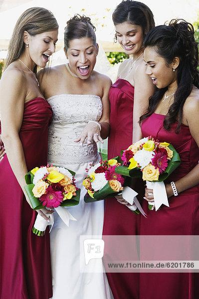 Braut  multikulturell