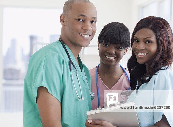 Arzt Krankenhaus Pflegepersonal Pfleger