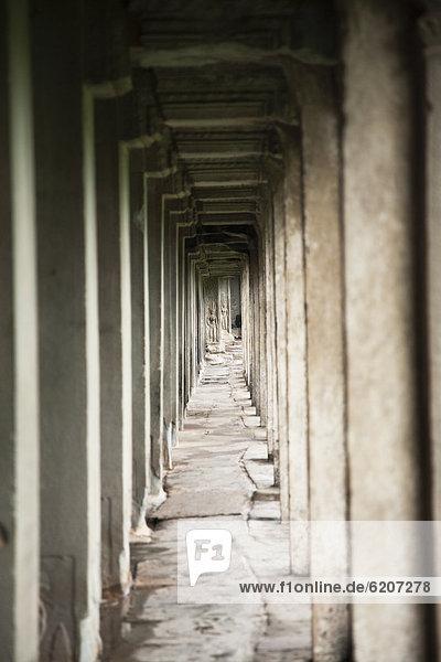 Säule  Angkor