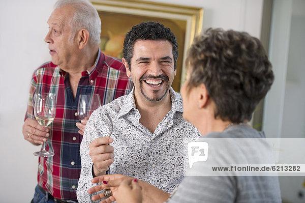 Fröhlichkeit  Party  Hispanier