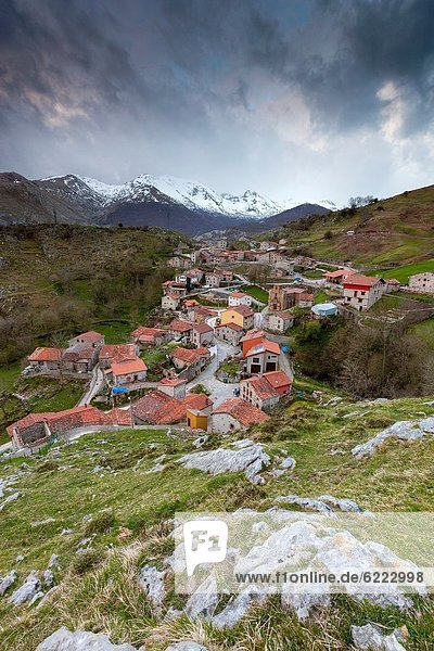 Spanien Nationalpark Picos de Europa
