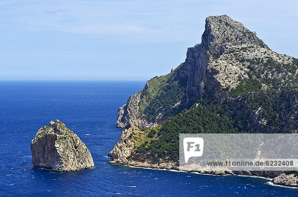 Cap de Formentor  Mallorca  Balearen  Spanien  Europa