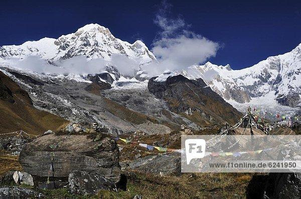 camping  Annapurna  Asien  Nepal