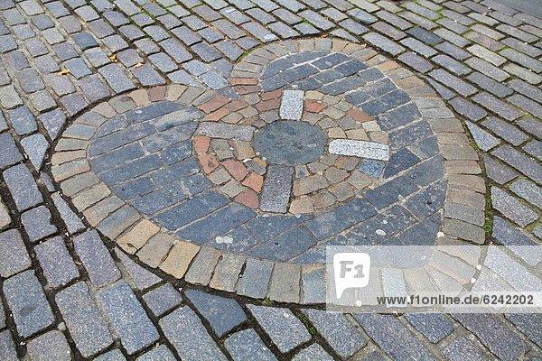 Edinburgh  Hauptstadt  Europa  Großbritannien  Altstadt  Lothian  Royal Mile  Schottland