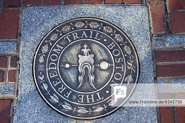 Boston  Massachusetts  Neuengland  Vereinigte Staaten von Amerika  Nordamerika