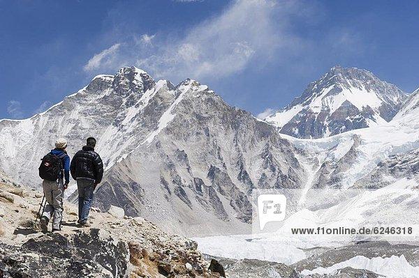 sehen  Himalaya  Asien  Nepal