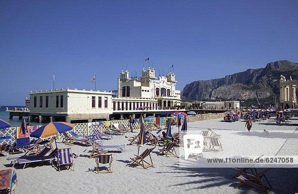 Palermo  Sicily  Italy  Europe