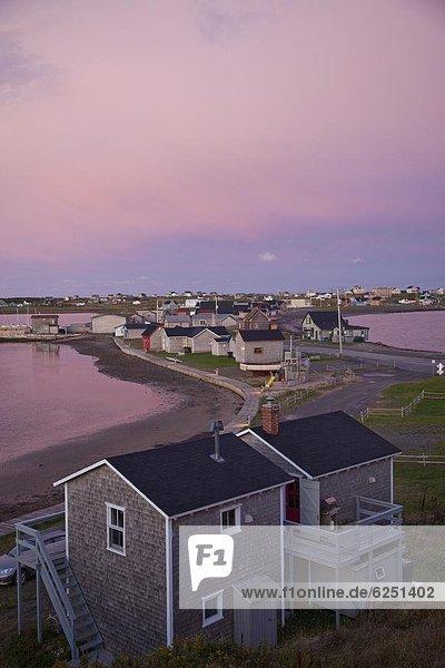 Insel Nordamerika 1 Madeleine Lawrence Quebec