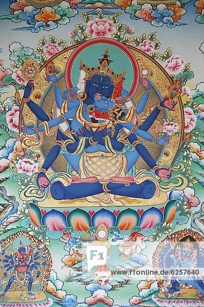 Kathmandu  Hauptstadt  Asien  Nepal