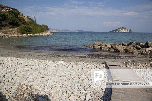 Europa Griechenland Griechische Inseln Ionische Inseln Zakynthos