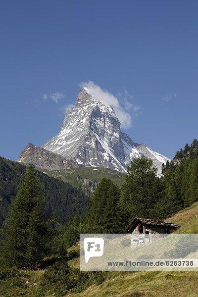 Europa  Westalpen  Schweiz