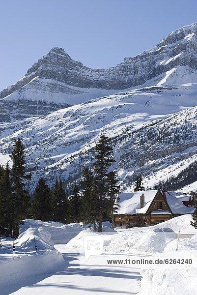 Nordamerika Rocky Mountains UNESCO-Welterbe Alberta