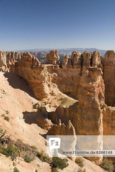 Vereinigte Staaten von Amerika  USA  Nordamerika  Bryce Canyon Nationalpark  Utah