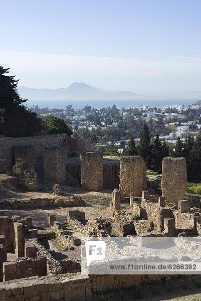 Nordafrika  UNESCO-Welterbe  Afrika  Karthago  Tunesien