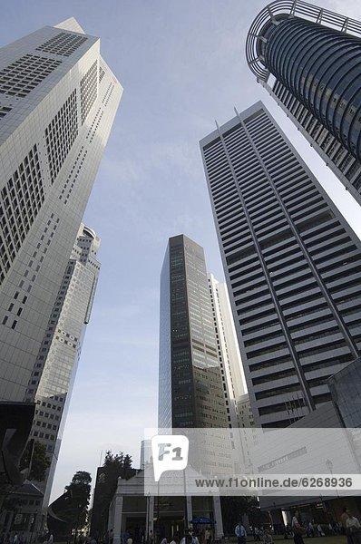 Ortsteil  Platz  Singapur  Südostasien