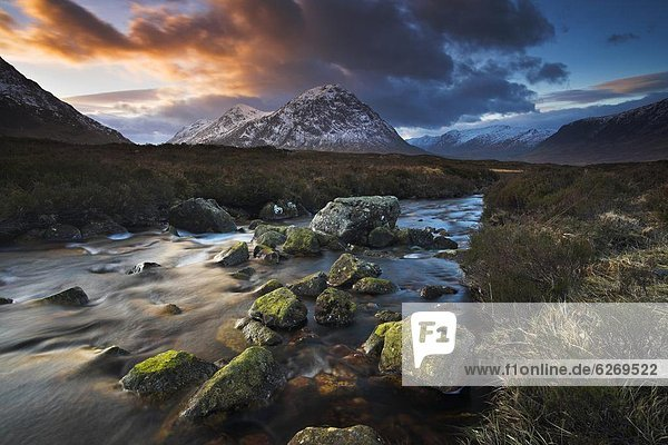 Europa  Großbritannien  Highlands  Boulder  Schottland