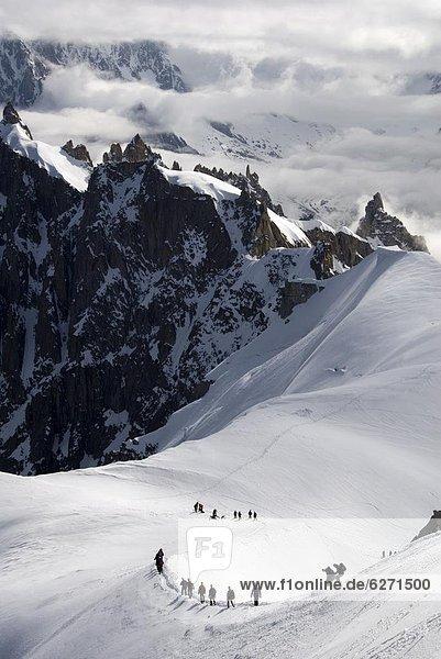 Frankreich  Europa  Französische Alpen