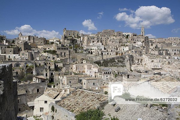 Europa  UNESCO-Welterbe  Basilikata  Italien