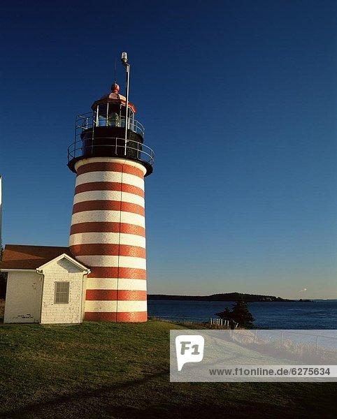 Vereinigte Staaten von Amerika  USA  Nordamerika  Neuengland  Maine