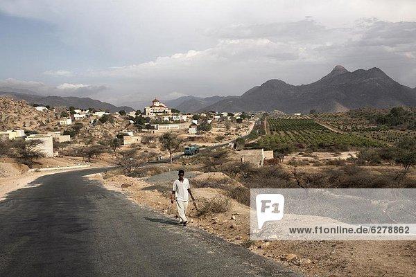 nahe  Landschaft  Stadt  Afrika