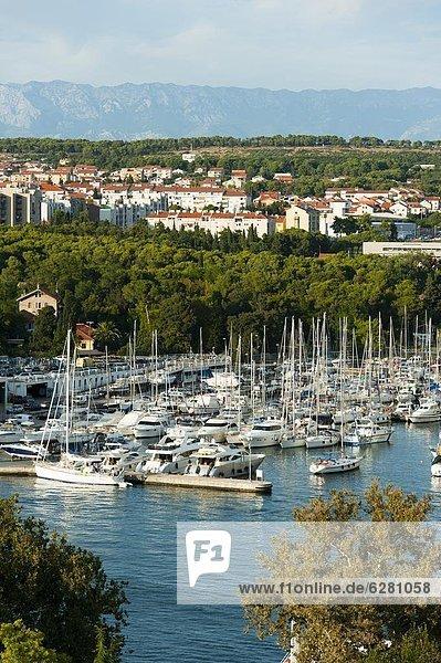 Stadtansicht  Stadtansichten  Europa  Kroatien