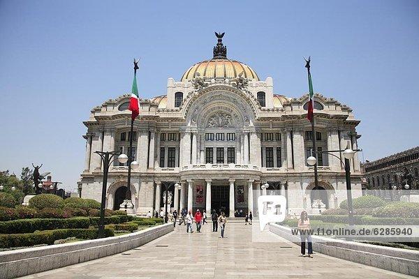 Mexico-Stadt  Hauptstadt  Konzerthaus  Nordamerika  Mexiko  Konzertsaal  Palacio de Bellas Artes